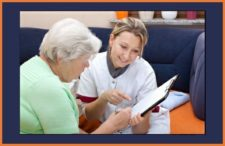 Selecting a home healthcare agency